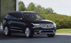 Volvo introduced the armored version of crossover XC90