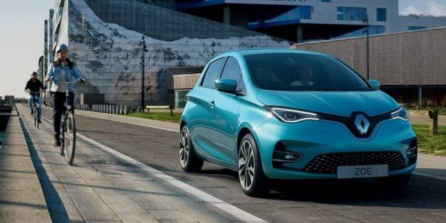 The new Renault Zoe: increased power and reserve