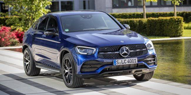 Meeting new pokoleniem Mercedes-Benz GLC and GLC Coupe