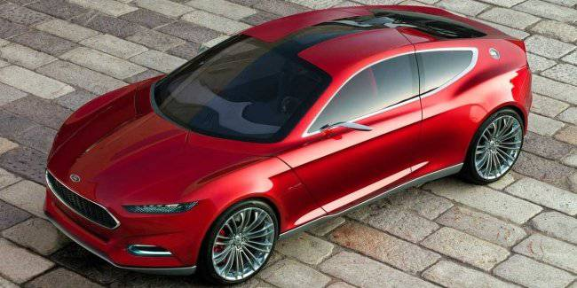 In the next four years, Ford will release in Europe three new models