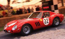 The most expensive Ferrari 250 GTO was recognized as a work of art