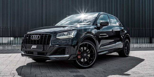 Audi SQ2 was on 50 HP more powerful