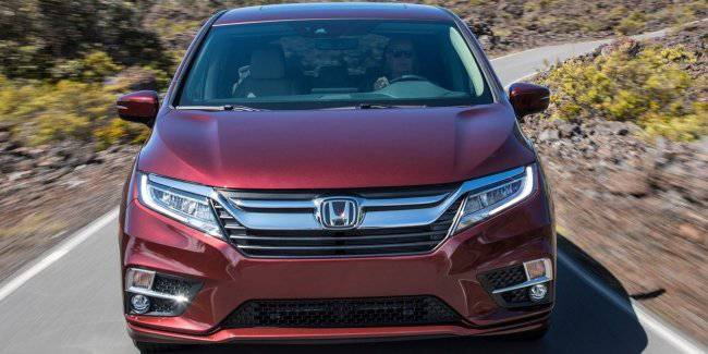 """Honda is recognized as """"the American brand"""""""