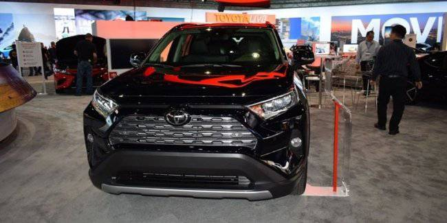 The new generation Toyota RAV4 will go on sale in autumn