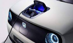 Honda will introduce the first production electric car in a couple of days