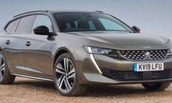 Peugeot has announced prices for the updated wagon 508 SW