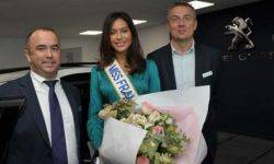 Model range Peugeot and why the Lion chose Miss France 2019