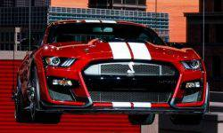 Ford Mustang Shelby GT500 will get more than 700 HP