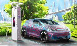 Across Europe by 2025, Volkswagen will install 36 000 charging points for electric cars