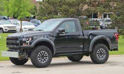 Testing the Ford F-150 Raptor with an incredibly short wheelbase