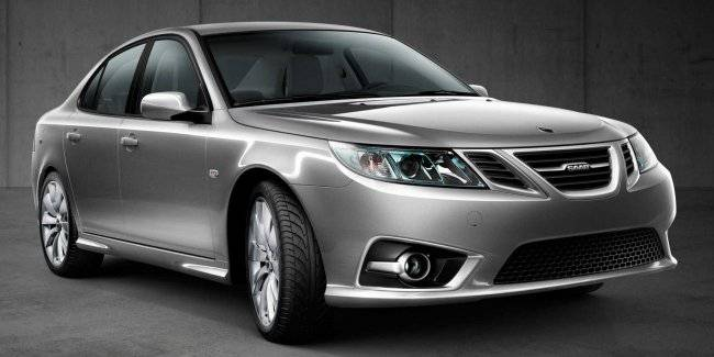 Latest petrol Saab without a run sell at auction
