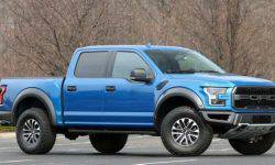 Pickup Ford F-150 Raptor will receive a powerful V8 engine