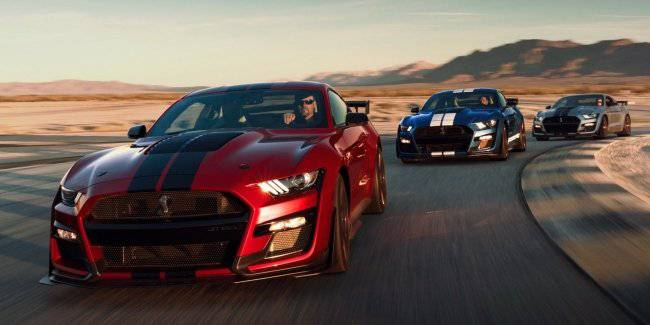 New Mustang Shelby GT500 has finally received a price tag