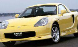 Toyota has decided to revive a small mid-engined MR2 Roadster