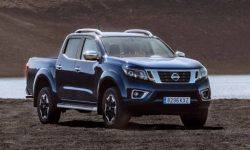 Nissan Navara pick-up was subjected to modernization for the car market of Europe