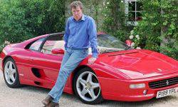 What cars owns Jeremy Clarkson