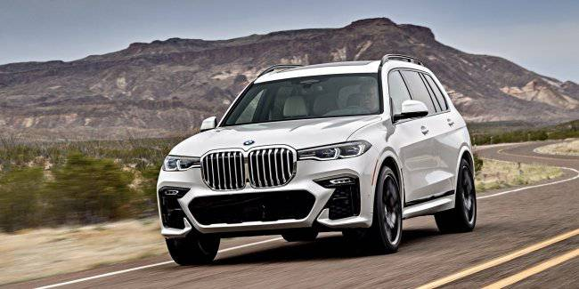 "Alpina will release the ""charged"" BMW X7"