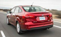 Ford is Recalling approximately 58 thousand copies of the Ford Focus in North America