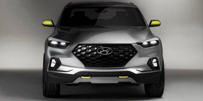 Fresh details about the new Hyundai truck