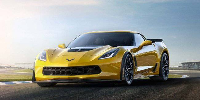 In the Network appeared the alleged the new Chevrolet Corvette