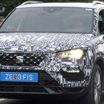Electric VW with the face of the Nissan Leaf: spy shots of the Volkswagen new ID.3