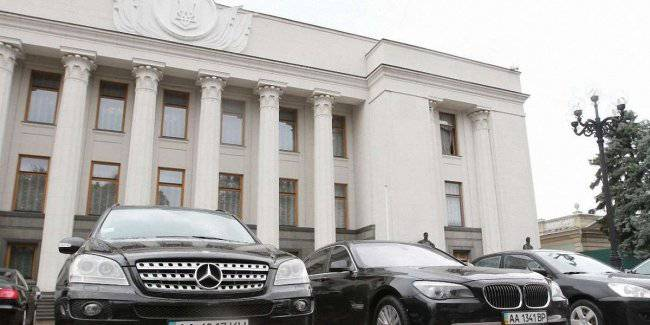 The Verkhovna Rada is going to sell your old fleet