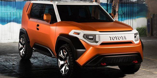 Toyota will develop a completely new crossover
