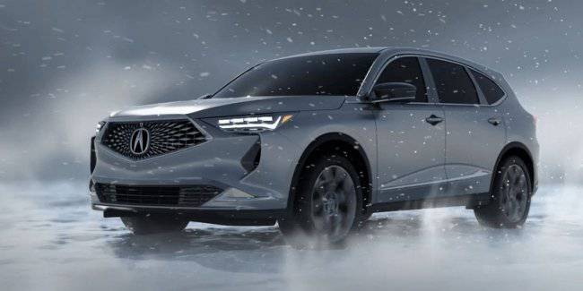 The Network got photos of the updated Acura MDX and TLX