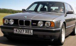 Rare universal BMW M5 with the McLaren engine, which nobody knew