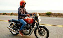 Royal Enfield can produce 250 CC motorcycle