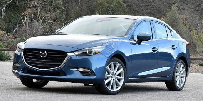 Mazda will recall Mazda3 cars from falling off