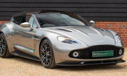 Collectible universal Aston Martin put up for sale