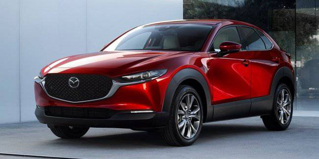 "Mazda ""has declassified"" the engine range of the new crossover CX-30 for Europe"