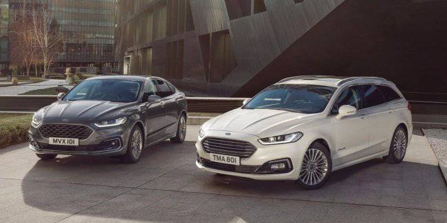 Replaced the Ford Mondeo will come a new global crossover