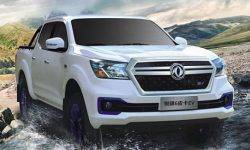 "Chinese brand Dongfeng introduced two ""green"" model"
