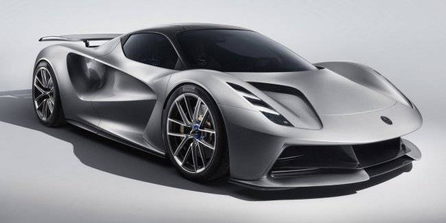 Lotus has unveiled the most powerful production car in the world