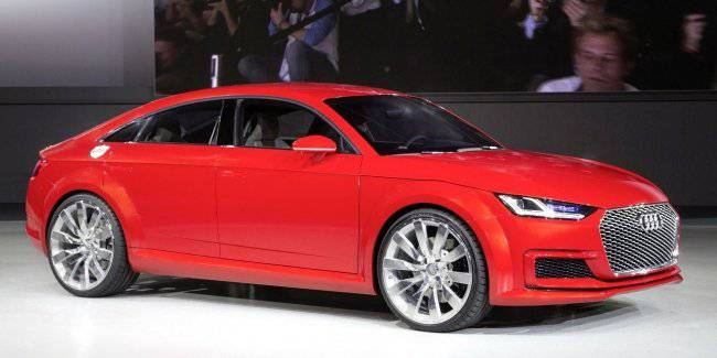 Audi will introduce the competitor to the Mercedes CLA coupe in 2021
