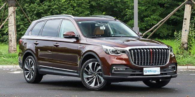 Hongqi appreciated your luxury crossover HS7