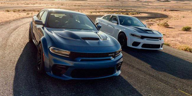 Dodge Charger and Challenger Hellcat can become hybrids