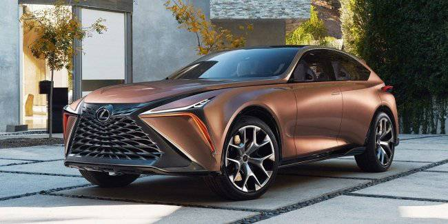 Lexus plans to electrify all of its models by the year 2025