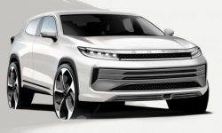 Chery is preparing a second crossover under its own brand Exeed