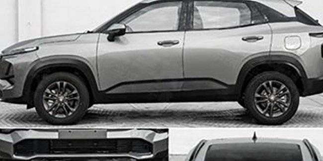 New budget crossover Baojun RS-3 ready to debut