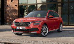 Started Assembly crossover Skoda Kamiq