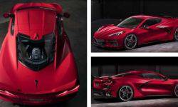 Chevrolet introduced the new Corvette C8