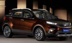 Crossover Ford Territory on the Chinese platform has become a bestseller