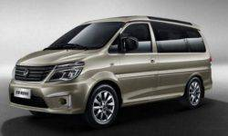 Dongfeng has started selling an updated analogue of the Mitsubishi Delica