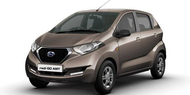 Failed in the market cheap Datsun updated for the second time this year