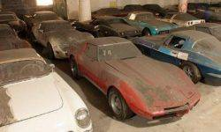 "Collection of 36 ""Corvettes"" will play the lottery"