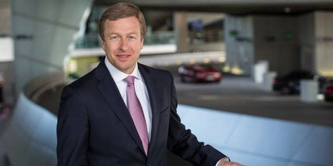 At BMW, appointed new heads of the Board of Directors