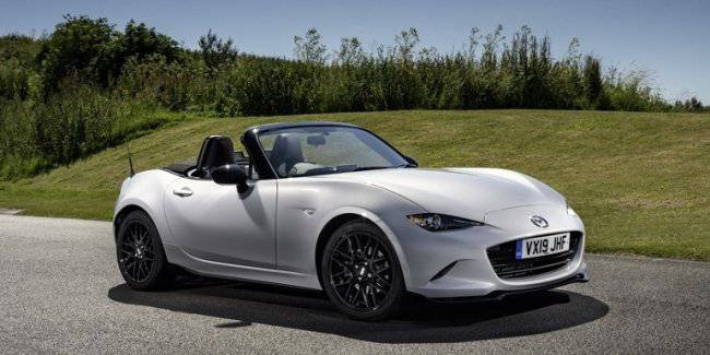 Mazda MX-5 received a design tuning packages